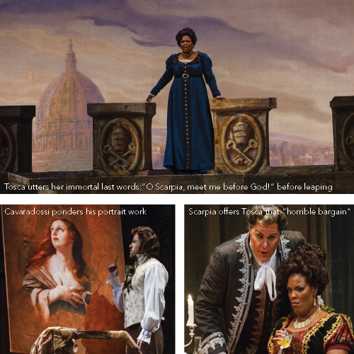 Photos from a 2007 production of Tosca at Vancouver Opera. Photos by Tim Matheson. All rights reserved.