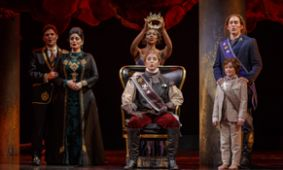 RODELINDA: Bertarido is crowned again