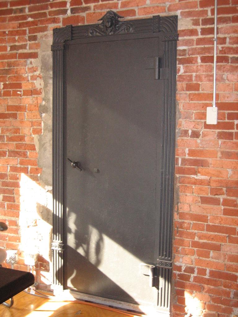 Home vault room for Home vault room