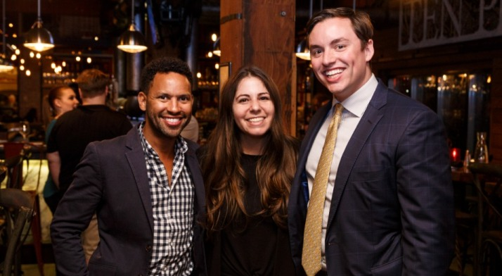 2018 New Guard Kick-Off Happy Hour at Ten Penny