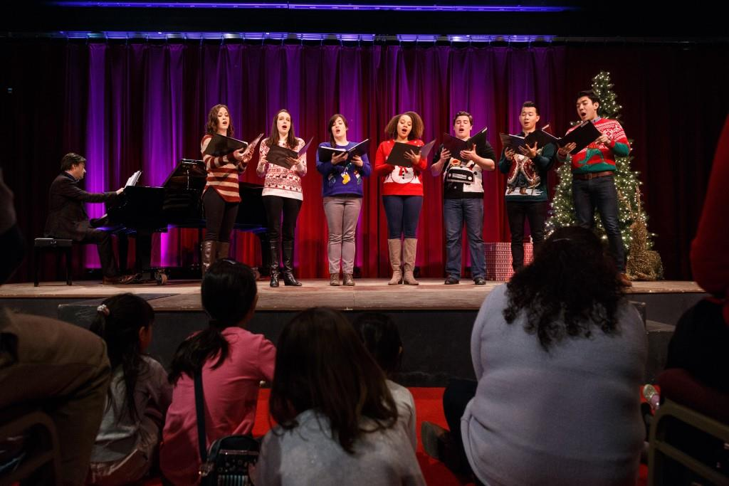 The 2016 Pittsburgh Opera Holiday Brown Bag concert