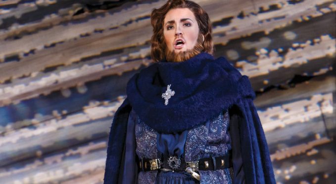 King Richard I (Leah de Gruyl)