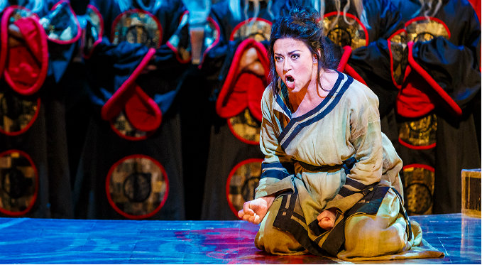 Experience the anguish of love and loss in Turandot. Photo via David Bachman Photography.