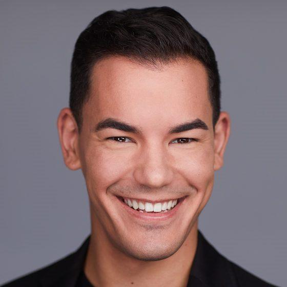 Headshot of Andres Acosta