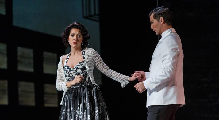 Antonia Botti-Lodovico in Mozart's Don Giovanni. Pittsburgh in the Round said she