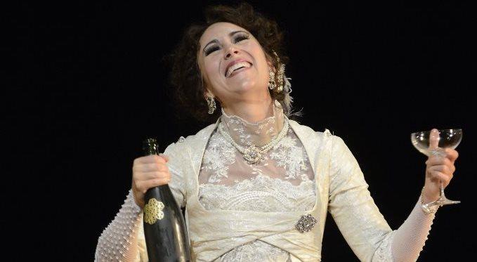 Photo from La traviata