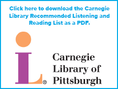 Dowload the recommended listening and reading list as a PDF.