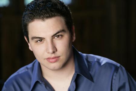Photo of Eric Ferring, tenor