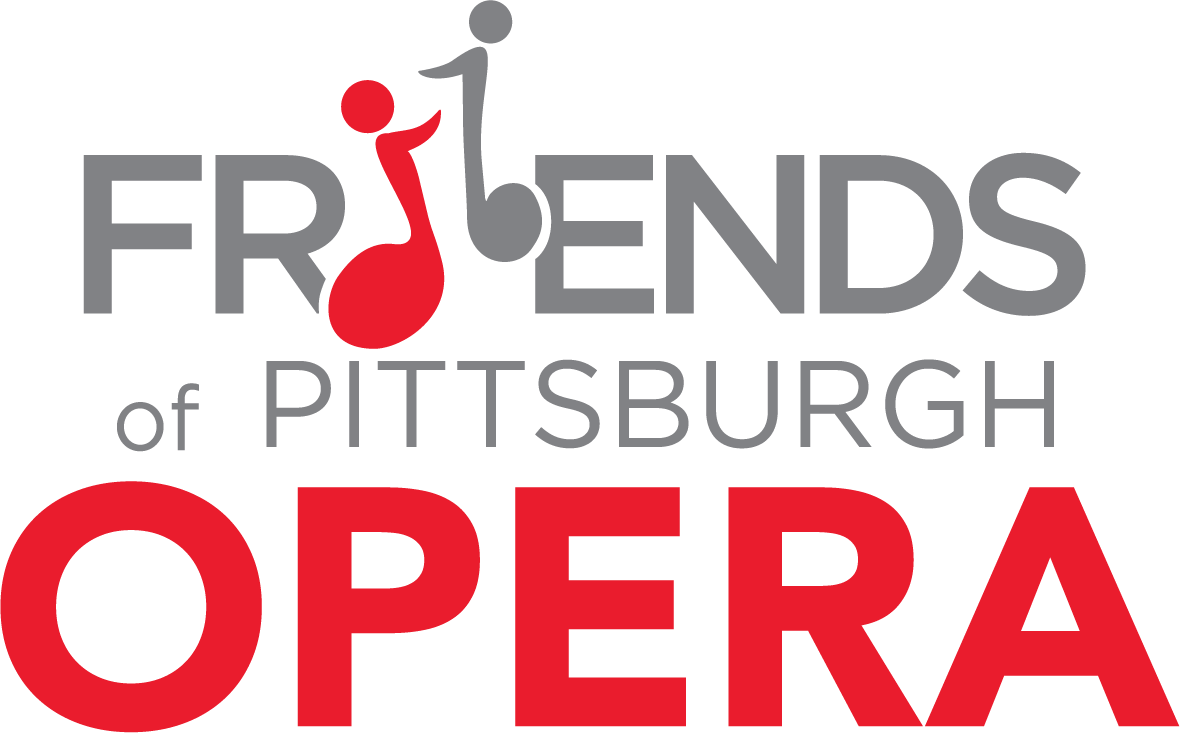 Logo for FRIENDS of Pittsburgh Opera