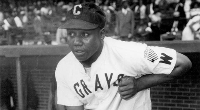 Josh Gibson played for a number of teams, most famously the Pittsburgh Crawfords and Homestead Grays. Photo courtesy of The Josh Gibson Foundation.