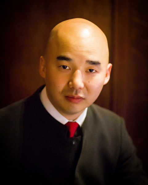 Julius Ahn plays Pang