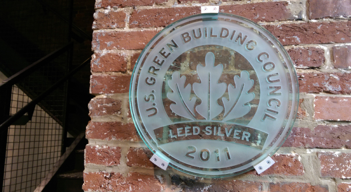 Pittsburgh Opera is LEED Certified Silver in the Operations and Maintenance category.