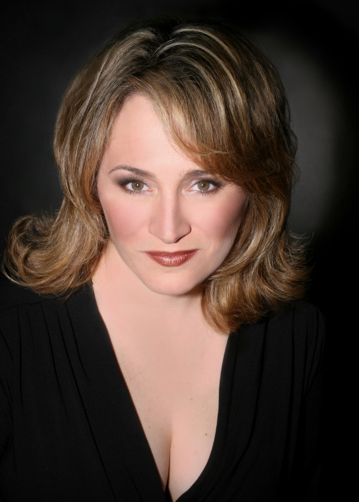 Patricia Racette plays Salome