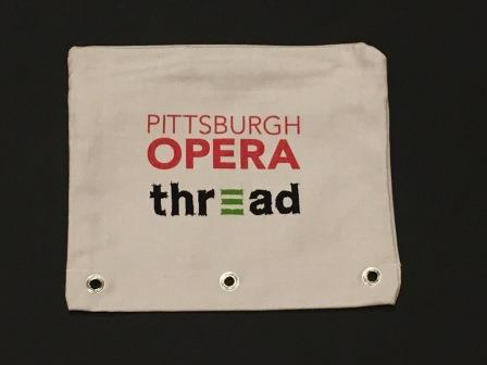 Photo of pencil case made at Pittsburgh Opera Makers' Program