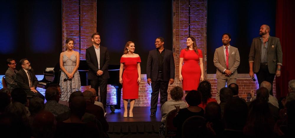 Pittsburgh Opera Resident Artists of the 2018-19 Season.