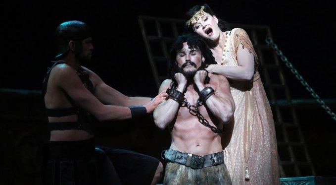 Photo from the opera Salome