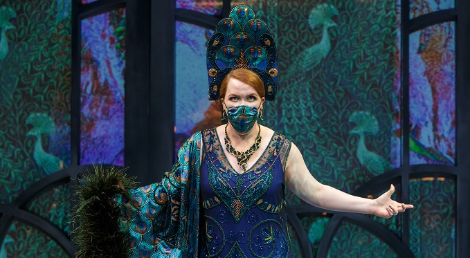 Maire Therese Carmack in Semele: