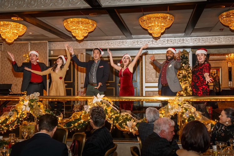 Photo from the 2017 FRIENDS of Pittsburgh Opera Holiday Party