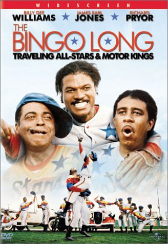 Movie poster for THE BINGO LONG TRAVELLING  ALL-STARS & MOTOR KINGS