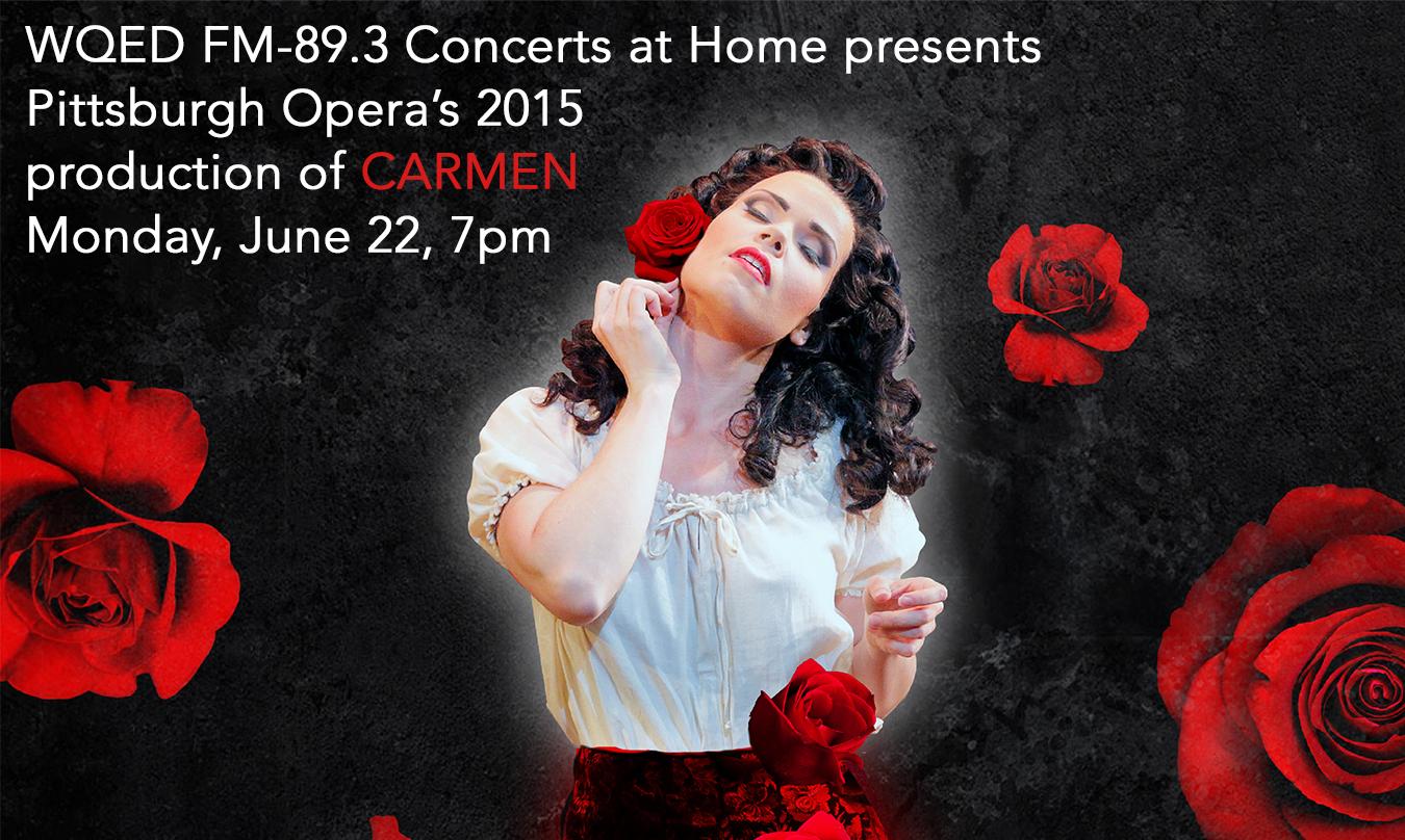 WQED presents Carmen!