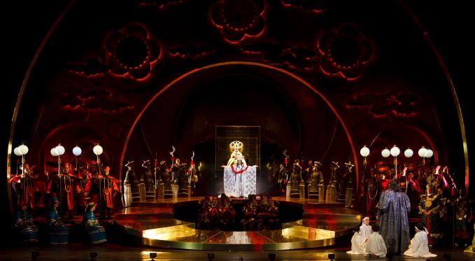 Turandot, 2011