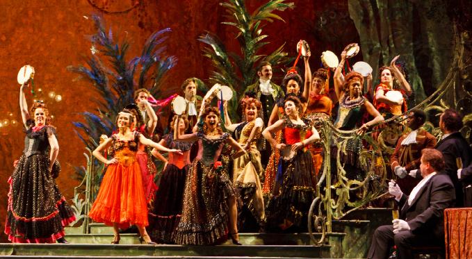 La traviata, 2011