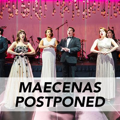 Maecenas Postponed