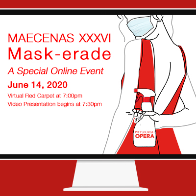 Maecenas Mask-erade