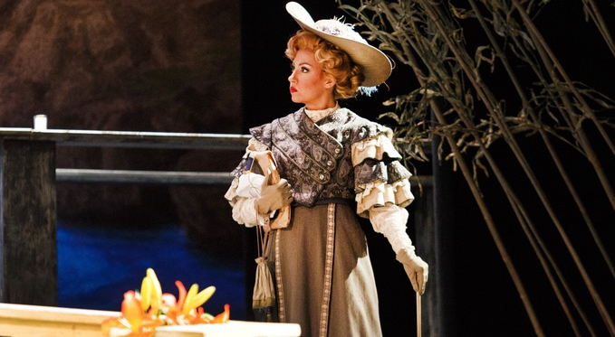 Kate Pinkerton (Antonia Botti-Lodovico). Photo by David Bachman for Pittsburgh Opera.