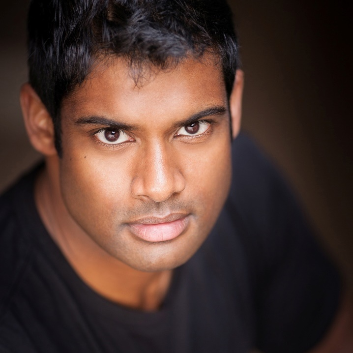 Sean Pannikar headshot