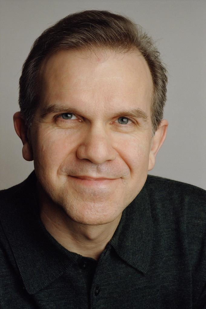 Robert Brubaker plays King Herod