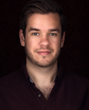Photo of Tyler Zimmerman, bass-baritone
